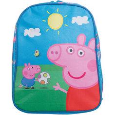 Рюкзачок дошкольный, средний Свинка Пеппа Росмэн