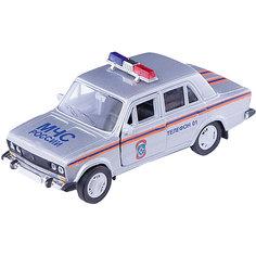 """Машинка """"Lada 2106"""" МЧС 1:36, Autotime"""