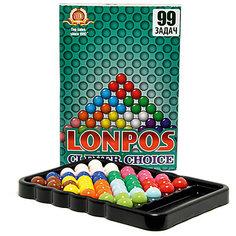 """Головоломка """"Clever Choise"""" 99 задач, Lonpos"""