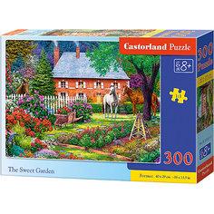 """Пазл Castorland """"Чудесный сад"""", 300 деталей"""