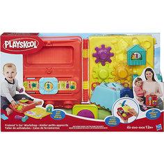 Моя первая мастерская возьми с собой, PLAYSKOOL, Hasbro