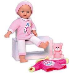 """Кукла """"Tiny Baby"""" подарочная, Loko Toys"""