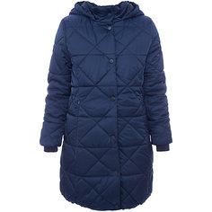 Пальто текстильное для девочки Scool S`Cool