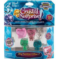 """Игровой набор 2 - 4 фигурки"""" , Crystal Surprise Cra Z Art"""