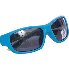 Очки солнцезащитные FLEXXY YOUTH, голубые, ALPINA