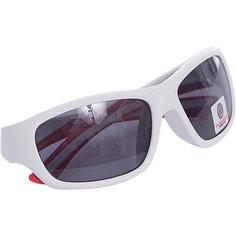 Очки солнцезащитные FLEXXY YOUTH, белые, ALPINA