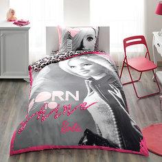 """Детское постельное белье 1,5 сп. TAC, """"Barbie"""" Shine"""