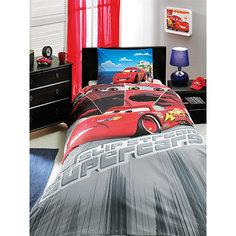 """Детское постельное белье 1,5 сп. TAC, """"Cars"""" Face Movie"""