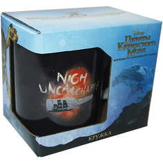 """Кружка """"Пираты Карибского Моря. Бунтарь"""" в подарочной упаковке, 350 мл., Disney"""