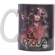 """Кружка """"Пираты Карибского Моря. Бунтарь"""", 500 мл., Disney"""
