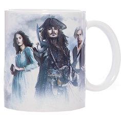 """Кружка """"Пираты Карибского Моря. Трио"""", 350мл., Disney"""