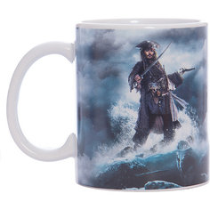 """Кружка """"Пираты Карибского Моря. Морской разбойник"""", 350 мл., Disney"""