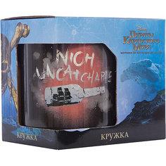 """Кружка  """"Пираты Карибского Моря. Бунтарь"""" в подарочной упаковке, 500 мл., Disney"""