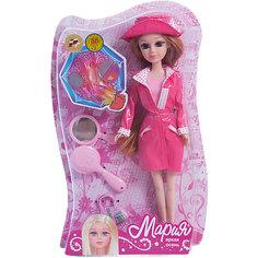 """Кукла Мария 29 см """"Яркая осень"""", с аксессуарами, Карапуз"""