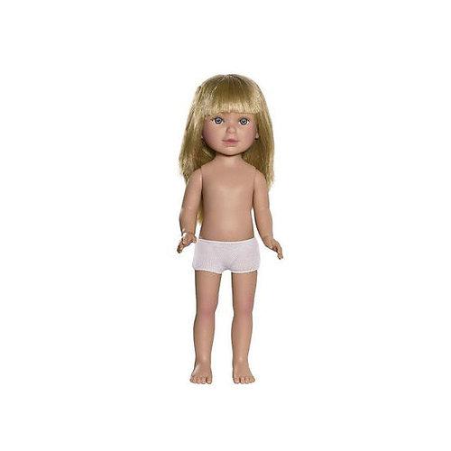 Кукла Паулина, блондинка с челкой, Vestida de Azul