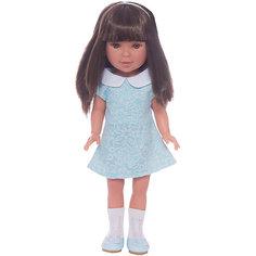 Кукла Паулина, брюнетка с челкой, Лето Оксфорд, Vestida de Azul