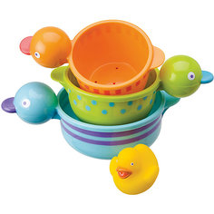 "Набор для ванны ""Чашки-уточки"", ALEX"