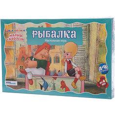 """Настольная игра """"Рыбалка"""", Step Puzzle Степ Пазл"""