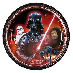 """Тарелки """"Звездные войны"""" 23 см, 8 шт. Procos"""