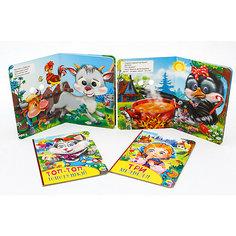 Комплект иллюстрированных сказок для малышей Проф Пресс