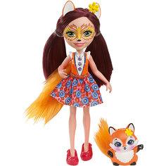Кукла-лиса Enchantimals Фелисити Фокс Mattel