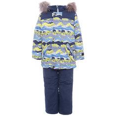 Комплект: куртка и полукомбенизон Адам Batik для мальчика Батик