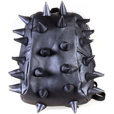 "Рюкзак ""Rex Half"" Heavy Metal Spike Blue, цвет синий Mad Pax"