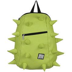 """Рюкзак """"Rex VE  Full"""" Front Zipper Lime, цвет лайм Mad Pax"""