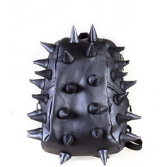 "Рюкзак ""Rex Full"" Heavy Metal Spike Blue, цвет синий Mad Pax"
