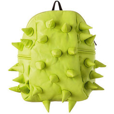 "Рюкзак ""Rex Half"", цвет Dinosour Lime (лайм) Mad Pax"
