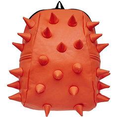 """Рюкзак """"Rex 2 Half"""", цвет оранжевый Mad Pax"""