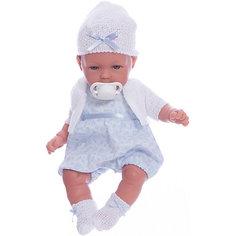 Кукла Vestida de Azul Томи в голубом костюме