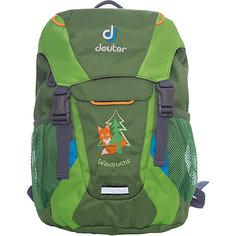 Deuter Рюкзак детский Waldfuchs, изумрудно-зеленый