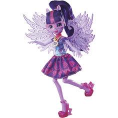 "Кукла Эквестрия Герлз ""Легенды вечнозеленого леса"" Crystal Wings - Твайлайт Спаркл Hasbro"