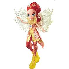 """Кукла Эквестрия Герлз """"Легенды вечнозеленого леса"""" Crystal Wings - Сансет Шиммер Hasbro"""