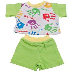 Комплект одежды для куклы, 40-42 см, Карапуз