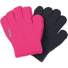 Перчатки Huppa Levi 2, 2 пары для девочки