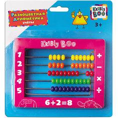 "Счеты ""Разноцветная арифметика"" Kribly Boo"