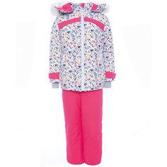Комплект: куртка и полукомбенизон Синичка Batik для девочки Батик