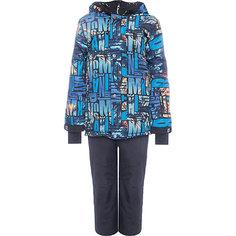 Комплект: куртка и полукомбенизон Коля Batik для мальчика Батик