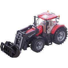 Трактор Case IH Optum 300 CVX с погрузчиком, Bruder