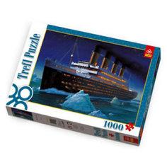 1000 дет. - Титаник Trefl