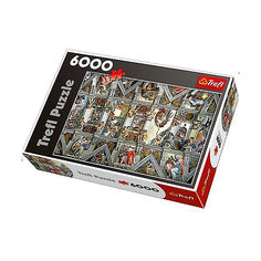 6000 - Сикстинская капелла Trefl
