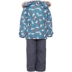 Комплект: куртка и полукомбенизон Дасти 2 Batik для мальчика Батик