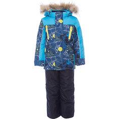 """Комплект: куртка и полукомбинезон """"Стин"""" OLDOS для мальчика"""