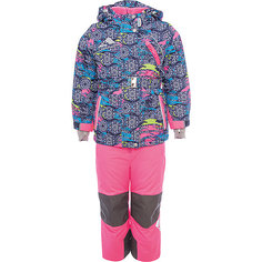 Комплект: куртка и полукомбинезон Софи OLDOS ACTIVE для девочки