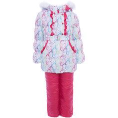 """Комплект: куртка и полукомбинезон """"Симона"""" OLDOS для девочки"""