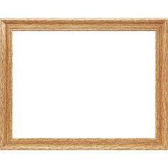 Багетная рама для картин 30х40см 1006-BL Holly (золотой) Белоснежка