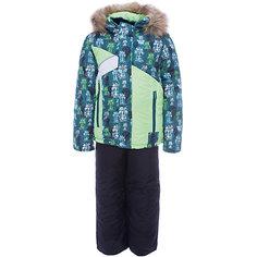 """Комплект: куртка и полукомбинезон """"Артемий"""" OLDOS для мальчика"""