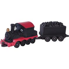 Паровозик Jazwares Chuggington, Пит с вагончиком